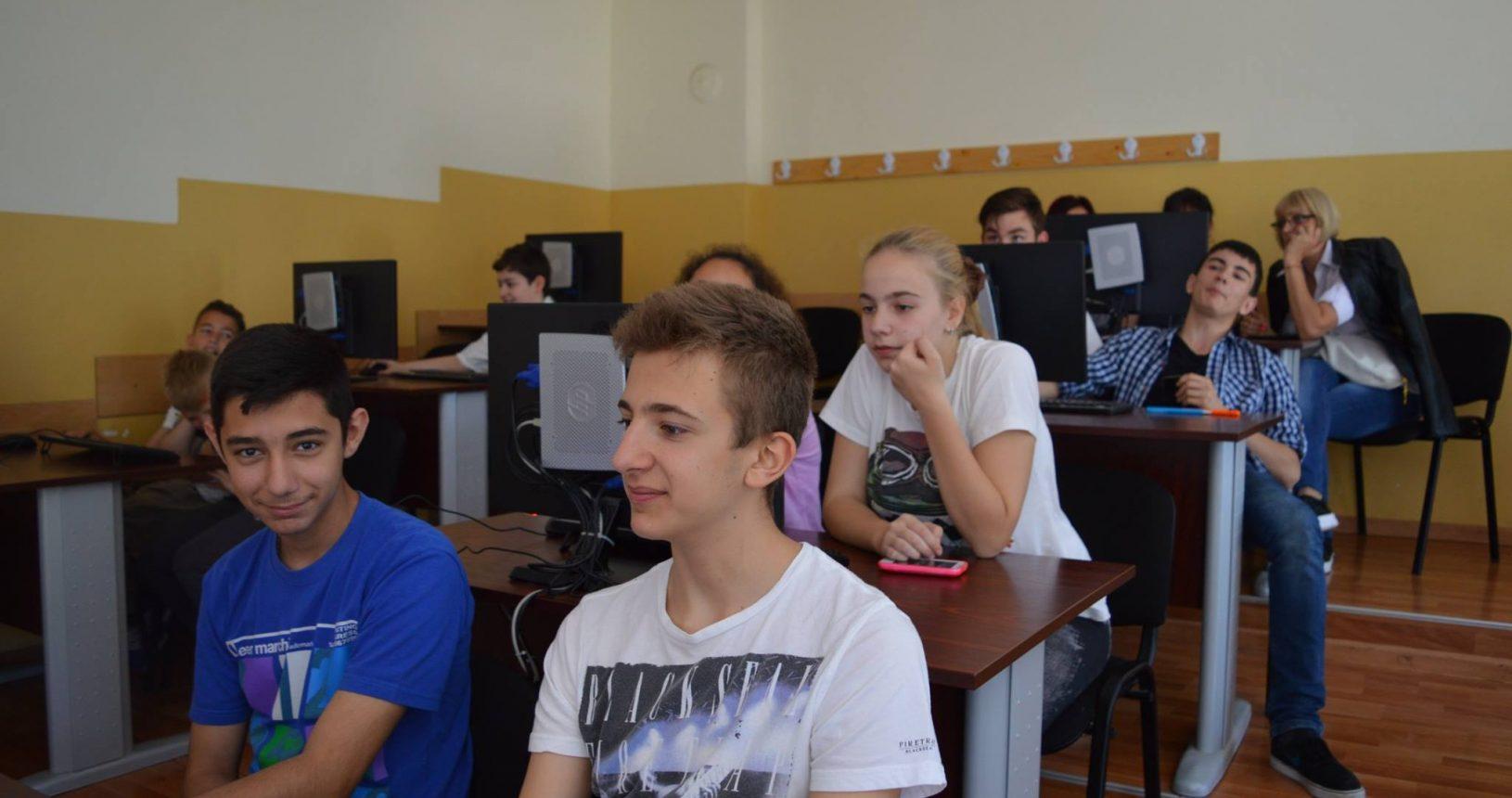 ITclass.eu workshop - Школа по информационни технологии